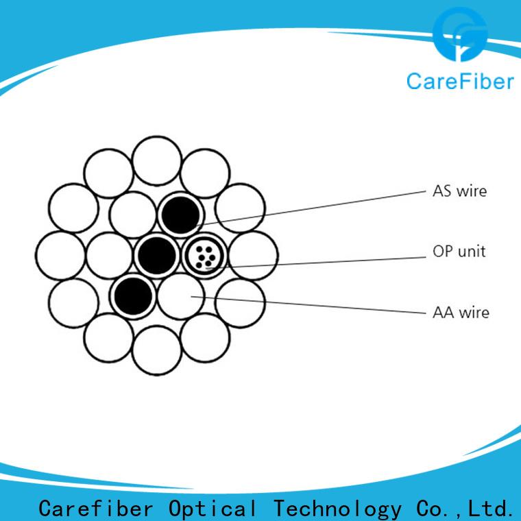 Carefiber standard fiber optic wire order online for sale
