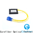 Carefiber quality assurance fiber optic cable slitter cooperation for industry