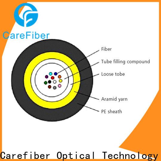 Carefiber standard fiber optic network cable order online for overseas market