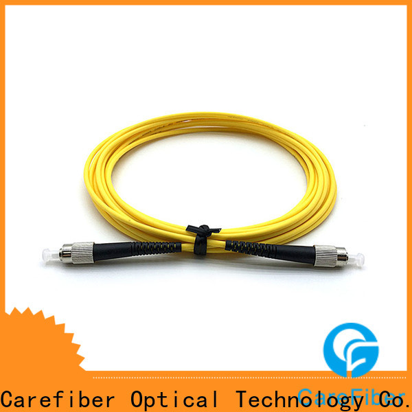 Carefiber standard patch cord types great deal