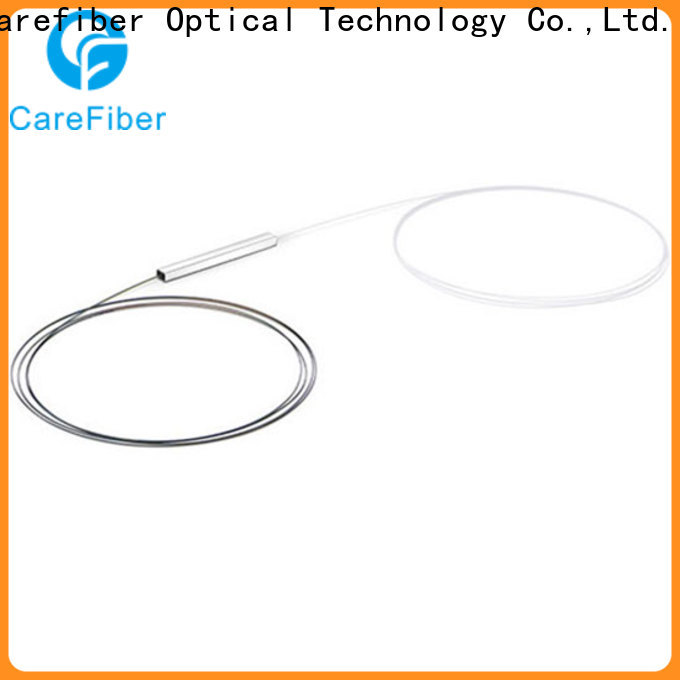 Carefiber most popular best optical splitter foreign trade for communication