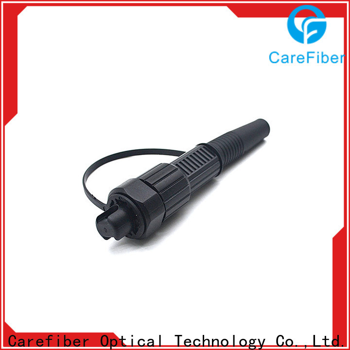 Carefiber economic ip rated connectors made in China for communication