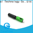 new fiber optic cable connector types assembly factory for communication
