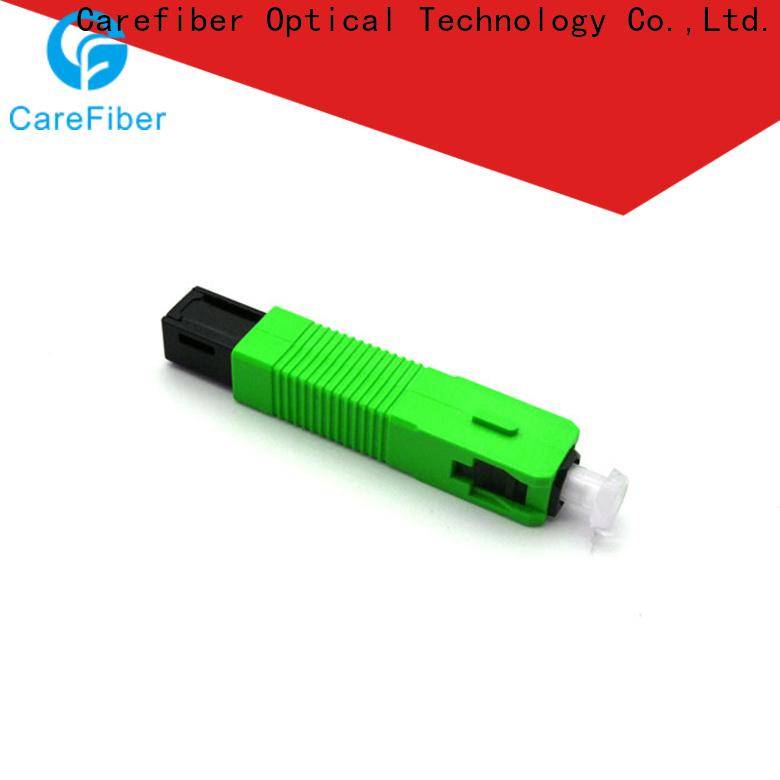 dependable fiber fast connector cfoscupc provider for consumer elctronics