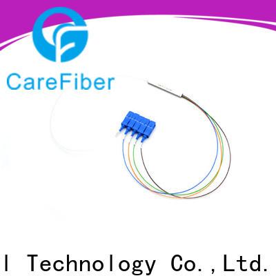 quality assurance fiber optic splitter types mini foreign trade for global market