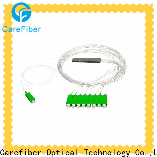 Carefiber plc plc optical splitter trader for global market