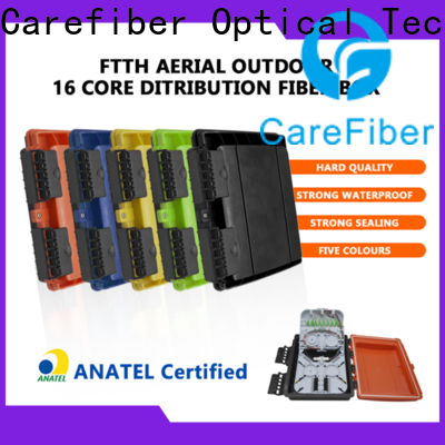 Carefiber mass-produced optical distribution box order now for trader