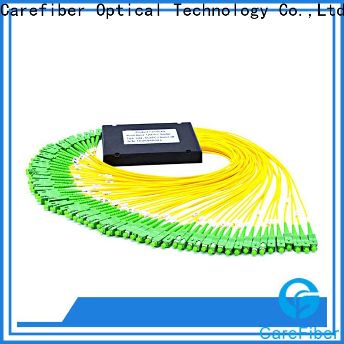 Carefiber best splitter plc trader for communication