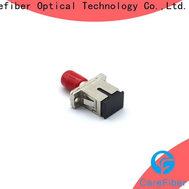 Carefiber adapter fiber optic attenuator made in China for communication