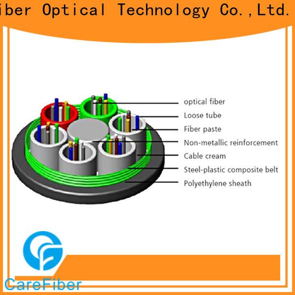 Carefiber gyxtw outdoor fiber cable wholesale for merchant